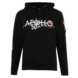 Alpha Industries Apollo 11 Anniversary Badge Hoodie
