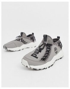 Timberland ripcord trainers in grey