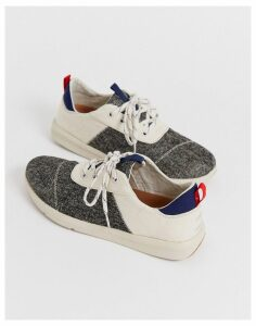 Toms cabrillo trainers in white