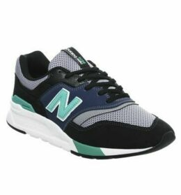 New Balance 997 BLACK VERDITE
