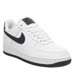 Nike Air Force 1 07 WHITE OBSIDIAN WHITE OCEAN CUBE