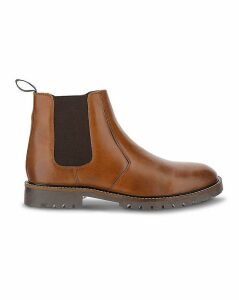 Thompson Leather Chelsea Boot Std Fit