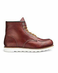 Tully Leather Wedge Boot Std Fit