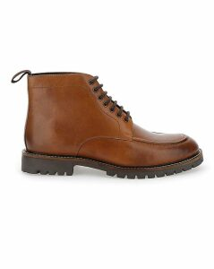Hardy Leather Seam Boot EW Fit