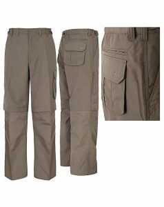 Trespass Mallik Mens Trousers