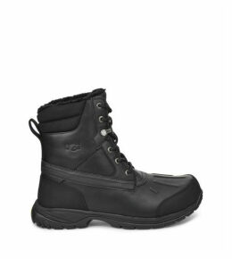 UGG Men's Felton Waterproof Boot in Black, Size 7