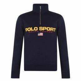 Polo Ralph Lauren Neon Half Zip Fleece