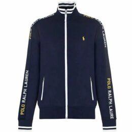 Polo Ralph Lauren Tape Full Zip Sweatshirt