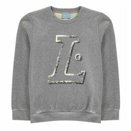 Lanvin L Logo Sweatshirt