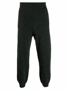JC de Castelbajac Pre-Owned 1980's track trousers - Grey