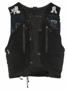 Salomon S/Lab ADV Skin 12 Set backpack gilet - Black
