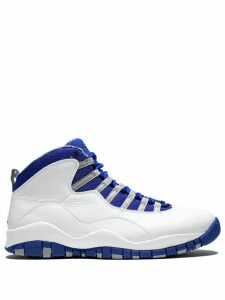 Jordan air jordan 10 retro txt sneakers - White