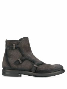 Officine Creative Academia boots - Grey