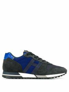 Hogan H383 low-top sneakers - Blue