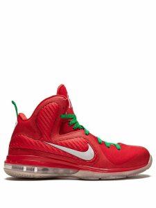 Nike Lebron 9 sneakers - Red