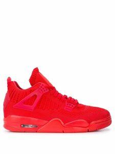 Jordan Air Jordan 4 Retro Flyknit sneakers - Red