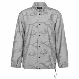 True Religion Camo Reflective Jacket