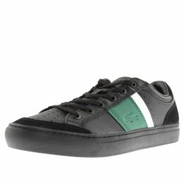 Lacoste Courtline Trainers Black
