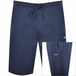 BOSS HUGO BOSS Crew Neck Tracksuit Navy