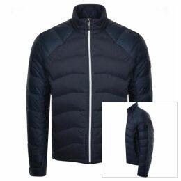 BOSS Athleisure J Sarito Padded Jacket Navy