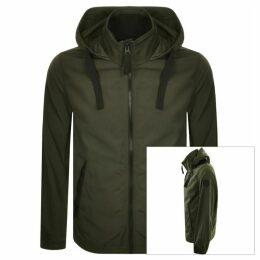 BOSS Casual Ovoda Jacket Khaki