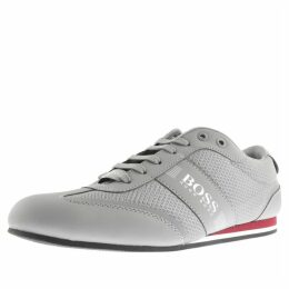 BOSS Athleisure Lighter Lowp Trainers Grey