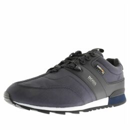 BOSS HUGO BOSS Parkour Runn Cordura Trainers Navy