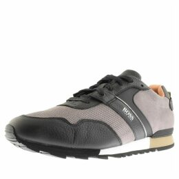 BOSS HUGO BOSS Parkour Runn Trainers Grey