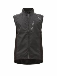 2xu - Xvent Performance Gilet - Mens - Black