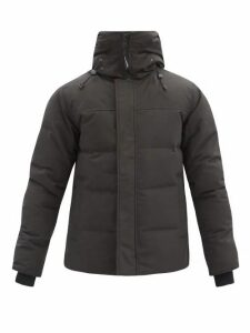 Canada Goose - Macmillan Hooded Down Parka - Mens - Black