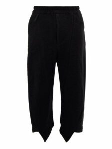 By Walid - Artem Linen Trousers - Mens - Black