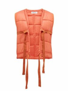 Ambush - Padded Shell Gilet - Mens - Orange