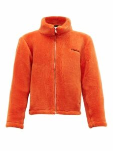 Ambush - Wool Fleece Jacket - Mens - Orange