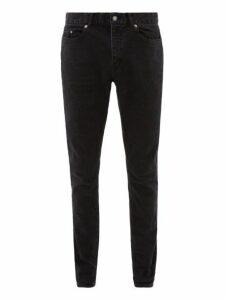 Saint Laurent - Skinny Leg Jeans - Mens - Black
