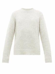 Helmut Lang - Ghost Wool Blend Sweater - Mens - Grey
