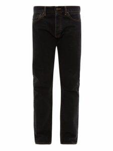 Wardrobe. nyc - X Levi's Slim Fit Jeans - Mens - Black