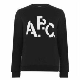 APC Broken Logo Sweater
