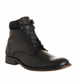 Ask the Missus Amorous boots BLACK LEATHER