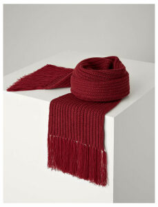 Soft Wool Scarf
