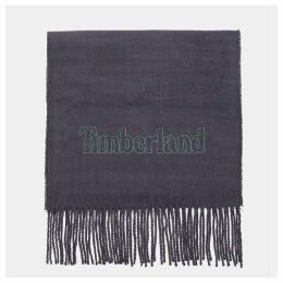 Timberland Scarf Gift Box For Men In Navy Navy, Size ONE