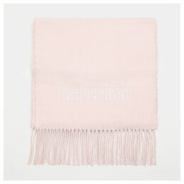 Timberland Scarf Gift Box For Men In Light Pink Light Pink, Size ONE