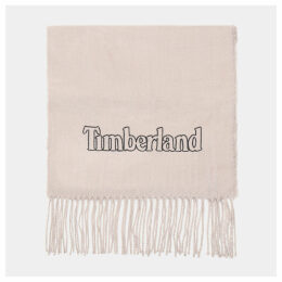 Timberland Scarf Gift Box For Men In Grey Grey, Size ONE