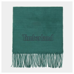 Timberland Scarf Gift Box For Men In Green Green, Size ONE