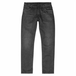Citizens Of Humanity Bowery Grey Slim-leg Jeans