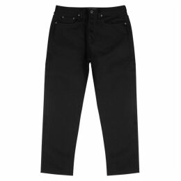 Valentino 2099 VLTN Black Slim-leg Jeans