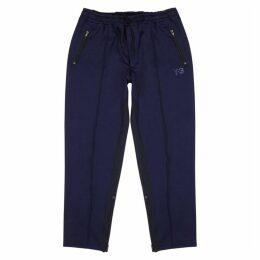 Y-3 Navy Jersey Sweatpants