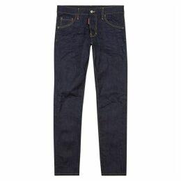 Dsquared2 Cool Guy Indigo Skinny Jeans