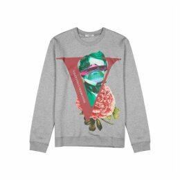 Valentino X Undercover Printed Cotton-blend Sweatshirt