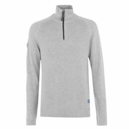 Jack and Jones Originals Lover Zip Knit