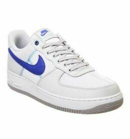 Nike Air Force 1 Lv8 ATMOSPHERE GREY RACER BLUE VAST GREY